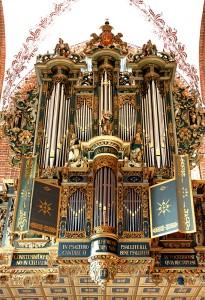 Orgelet i Sct Mariæ